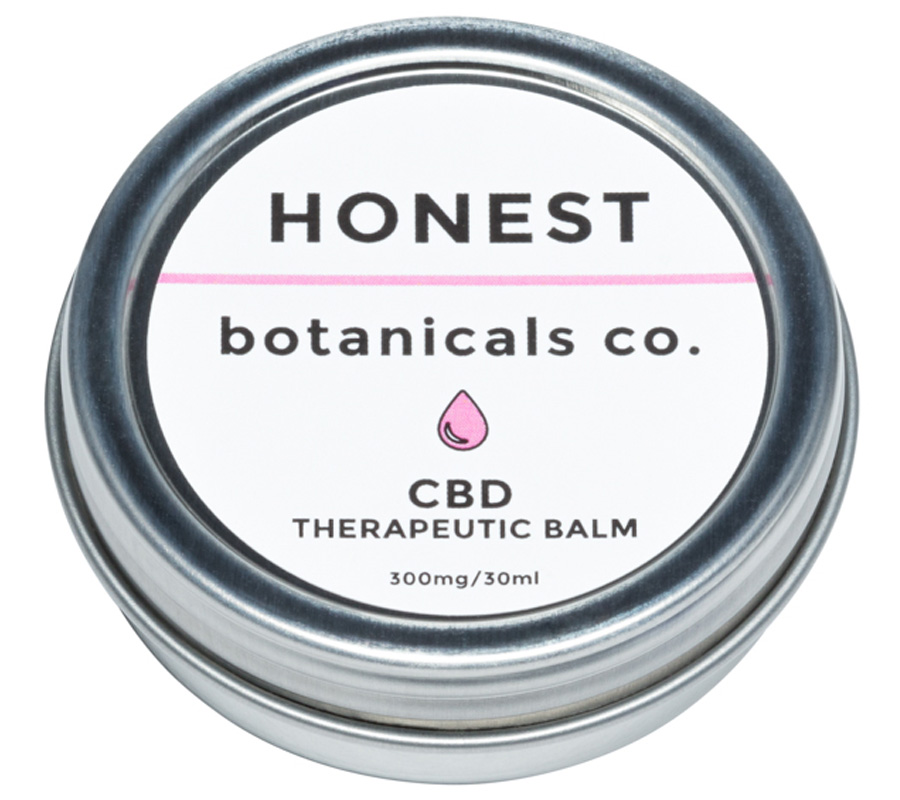 CBD Therapeutic Balm