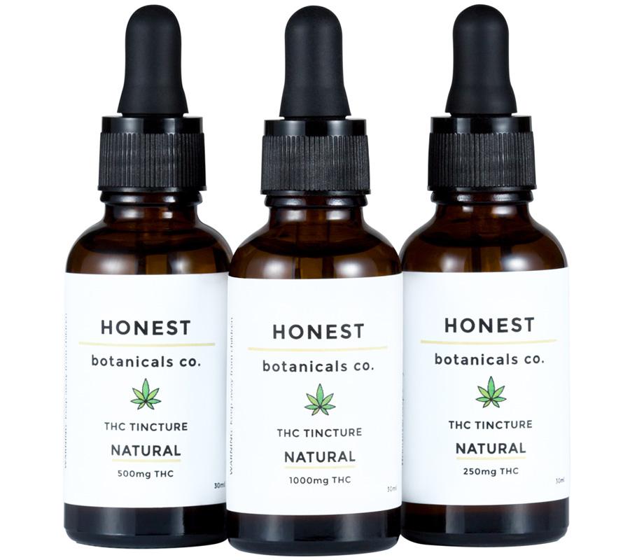 THC Oil – Honest Botanicals