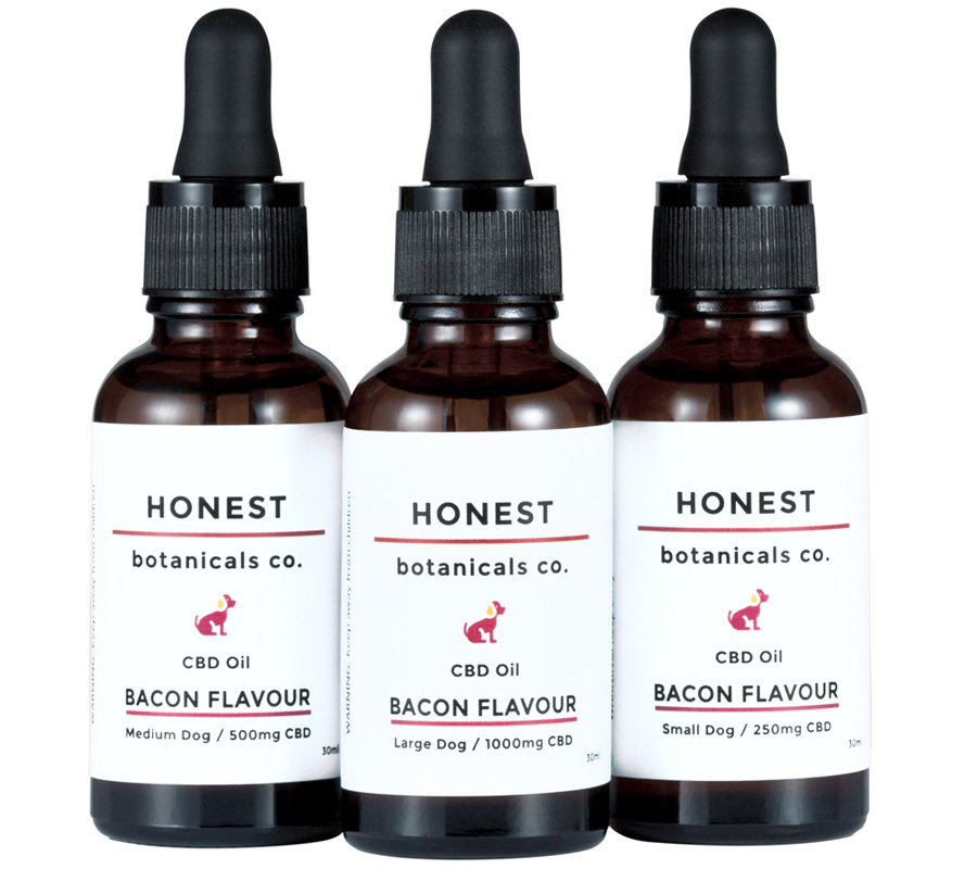Bacon-Flavored-CBD-Oil-for-Dogs