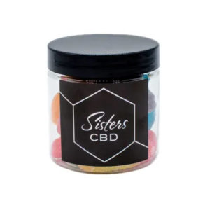 sour CBD Gummies by Sisters CBD product image