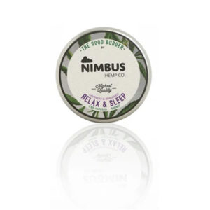 The Good Budder relax & Sleep by Nimbus Hemp Co. product image