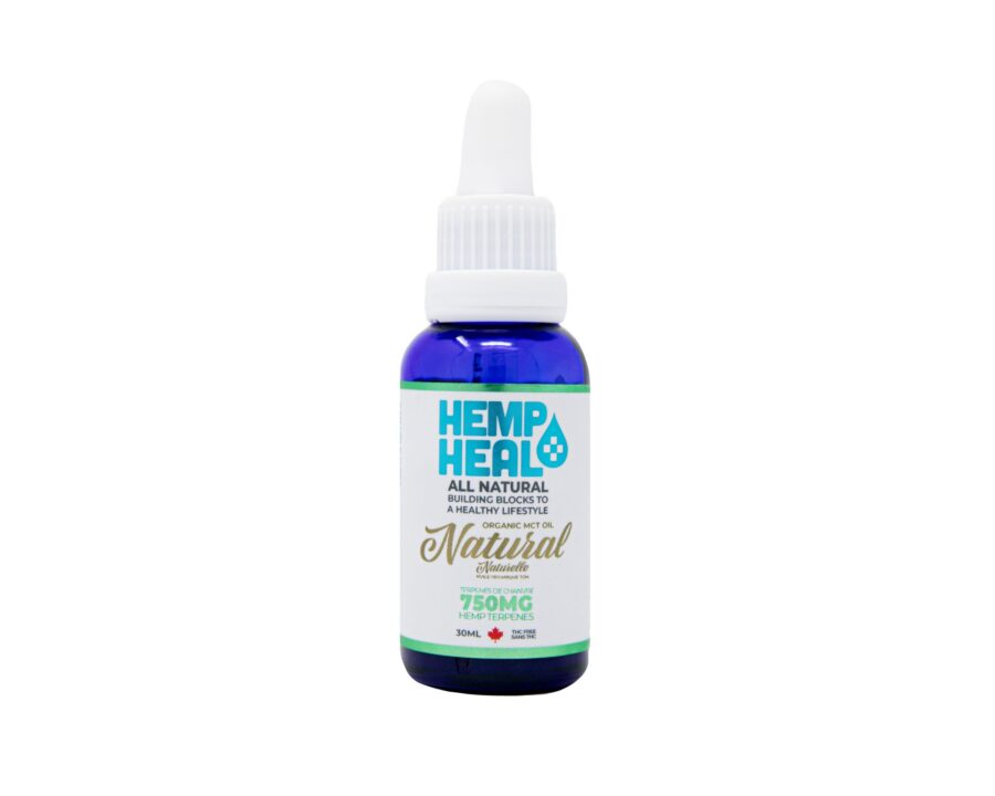 Natural tincture HempHeal product image