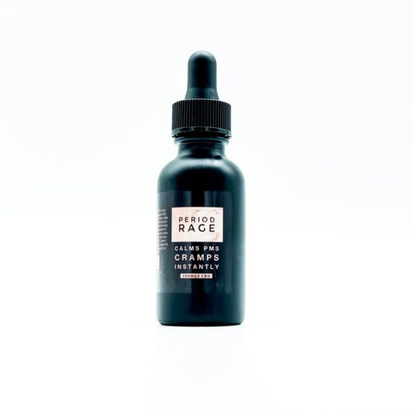 visualize CBD for pms product from Sisters CBD