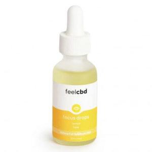 Feel CBD Drops- CBD products