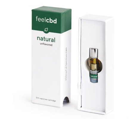 Natural Feel CBD Products
