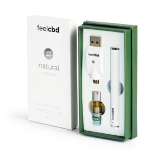 Natural CBD Vaporizer Kit – FeelCBD