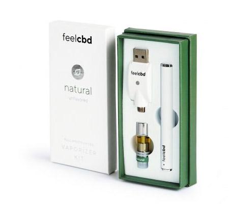 Natural CBD Vaporizer Kit – FeelCBD