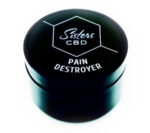 Pain Destroyer CBD cream for Pain by Sisters CBD product image