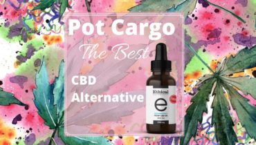 Education: visualize CBD products of Pot Cargo alternative