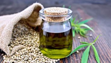visualize essential ingredients for how to make cbd oil