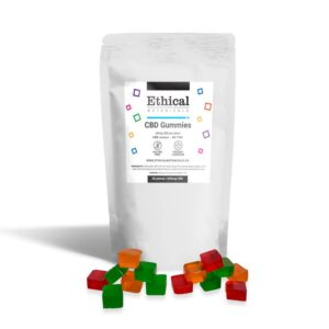 CBD Gummies - Ethical Botanicals product image
