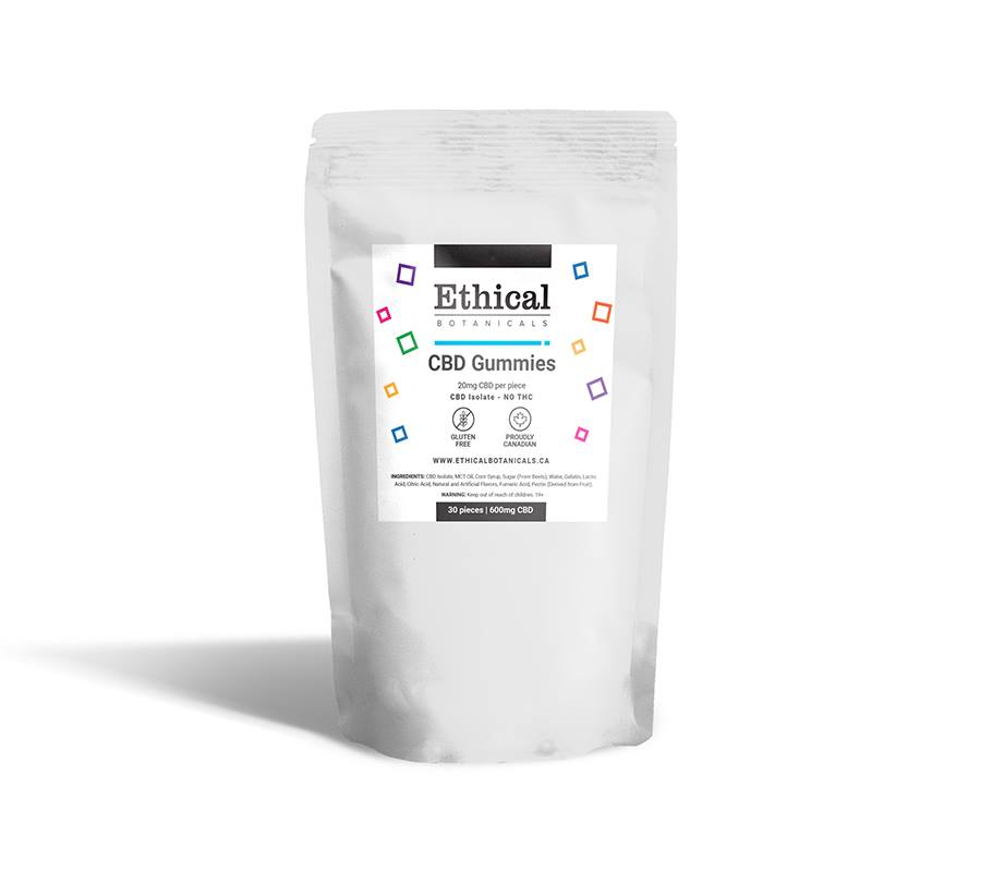 CBD Gummies by Ethical Botanicals