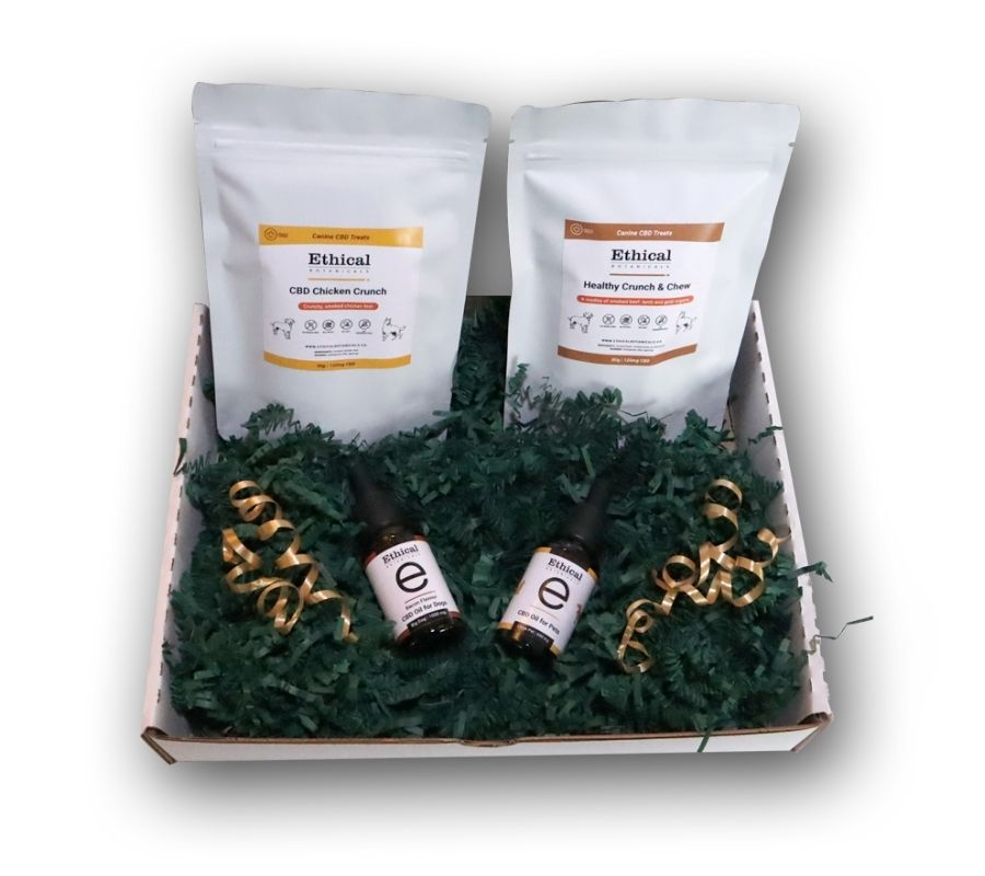 Pet Lovers CBD Oil Canada Holiday Gift Basket