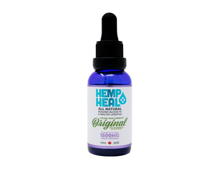 Original tincture Hempheal 1500mg product image