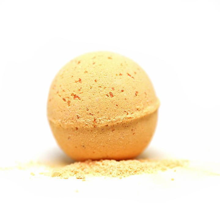 CBD Bath Bombs - Mango | HempHeal