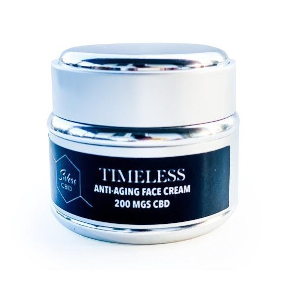 Timeless face cream by Sisters CBD product image