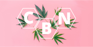 analogizes CBN's derivation from cannabis with cannabis leaves and CBN
