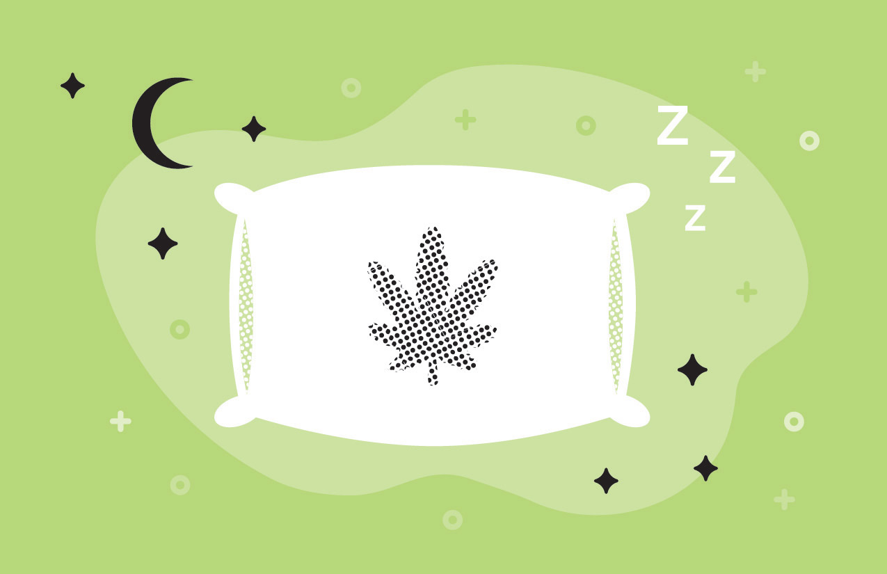 analogizes relationship between marijuana and sleep
