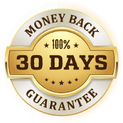 30 day Guarantee money back