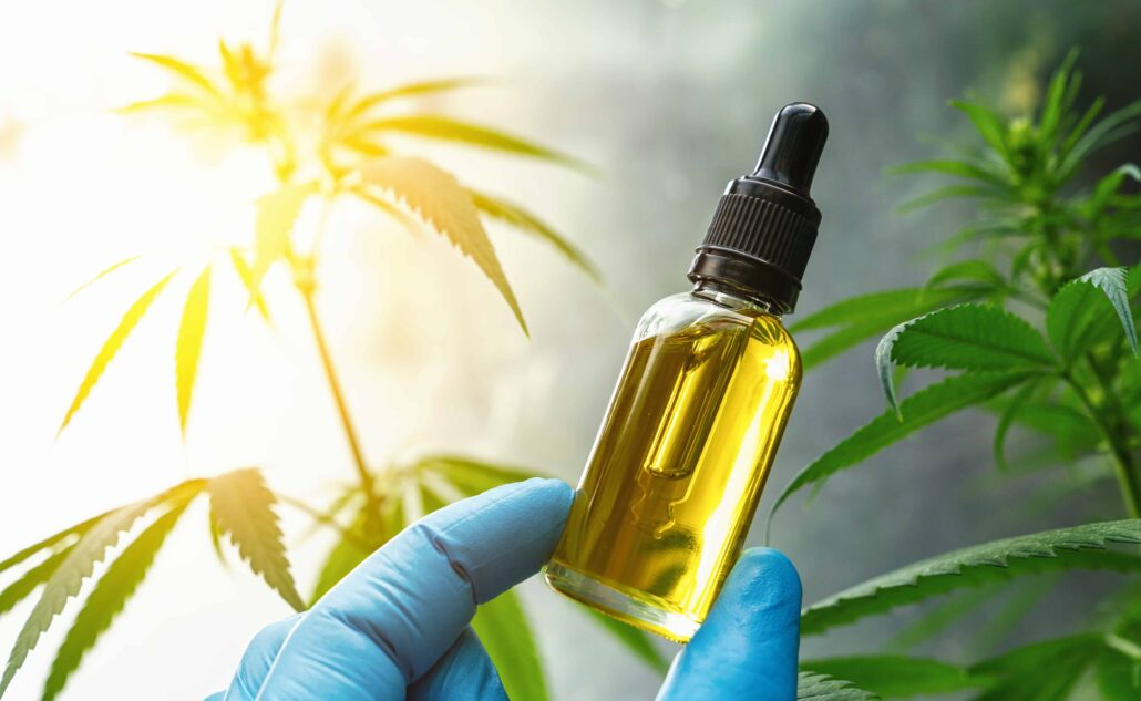 analogizes safety of CBD oil when used in a proper medically-guided context